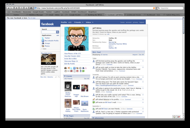 Facebook Profile Timeline  Hide or UnHide Recent Activity